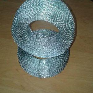 Дріт пломбувальний кручений (двожильний) 0,5мм х 0,6мм