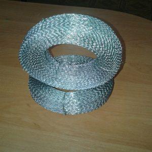 Проволока пломбировочная витая (Двухжильная) 0,5мм х 0,6мм