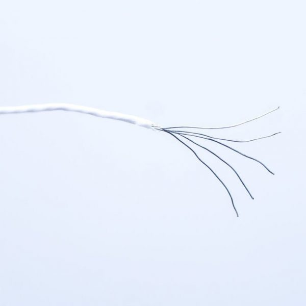 Трос пломбировочный нержавеющий в полимере