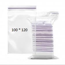 Пакеты с замком Zip-Lock 100*120 мм - цена 21,93 грн./упаковка