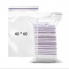 Пакеты с замком Zip-Lock 40*60 мм - цена 6,17 грн./упаковка