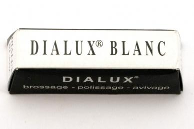 Паста полировальная DIALUX, белая (120 г)