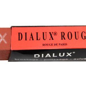Паста полировальная DIALUX, красная (145 г)