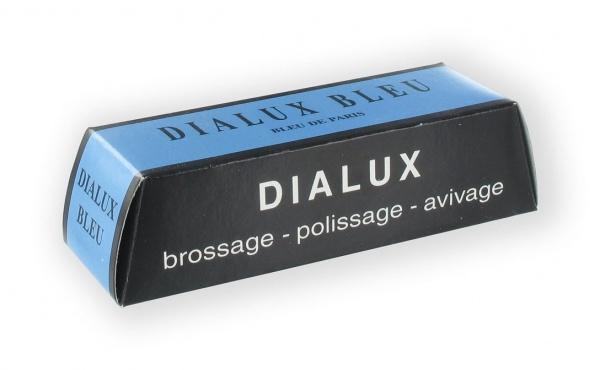 Паста полировальная DIALUX, синяя(110 г)