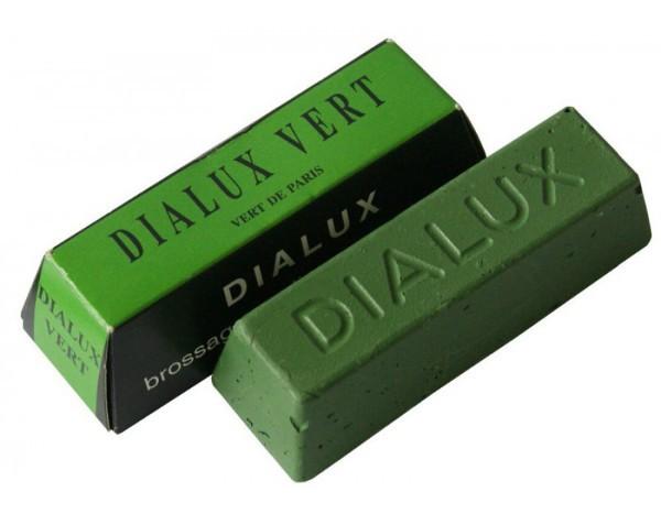 Паста полировальная DIALUX, зеленая (140 г)