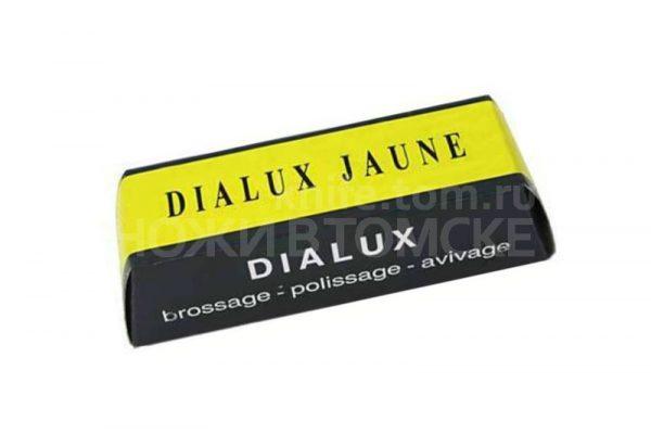 Паста полировальная DIALUX, желтая (110 г)