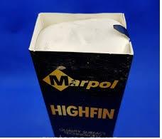Паста полировальная М-HIGHFIN белая для нержав.стали (1000г)