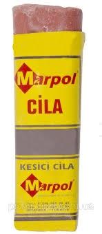 Паста полировальная для нержавеющей стали красная Marpol-Z (1000 г)
