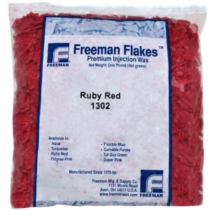 """Віск FREEMAN бордовий """"Ruby Red"""" (лусочки, 454 г)"""