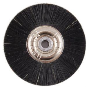 Щітка волосяна UTG жорстка, d-50 мм (JOTA 2100.50) на металевому диску