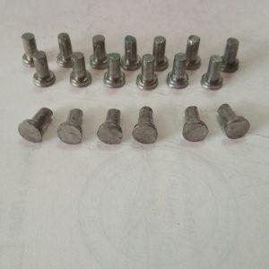 Пломба (цвях) для лічильників газу 200гр