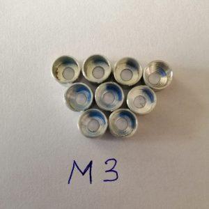 Чашка для опечатывания Под Винт М3