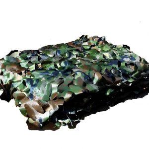 """Сітка маскувальна WaterProof """"Камуфляж НАТО"""" 3*3м"""